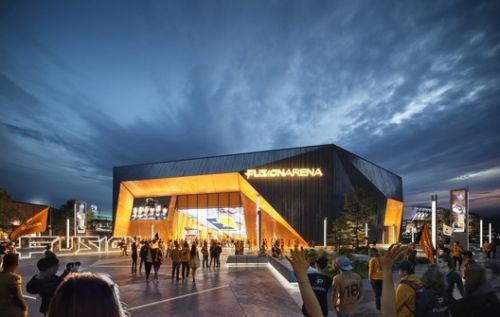 Populous Designs the Western Hemisphere's Largest Esports Arena