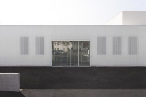 Medical Center Simone Veil / CIL Architecture + GRAMME