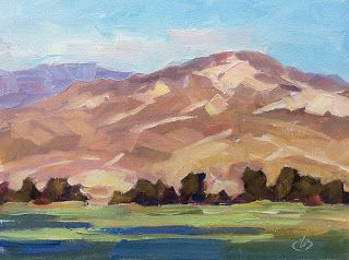 CALIFORNIA FOOTHILLS by TOM BROWN