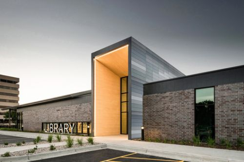 The K.O. Lee Aberdeen Public Library / CO-OP Architecture