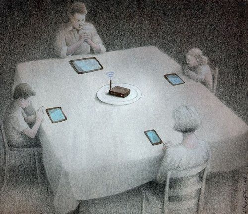 Crossconnectmag: Satiric Drawings by Pawel Kuczynski Some of