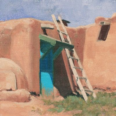 The Turquoise Door II