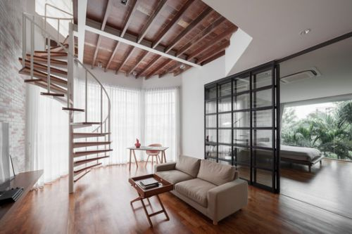 The Renovation of Ngamwong-wan 44 / FATTSTUDIO