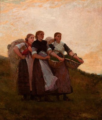 Winslow Homer Goes to England