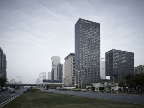 CGN Headquarters Building / URBANUS