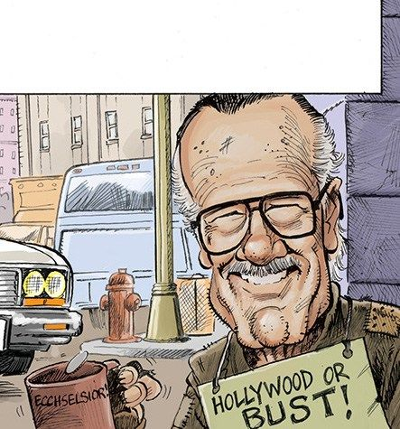 My Stan Lee Story
