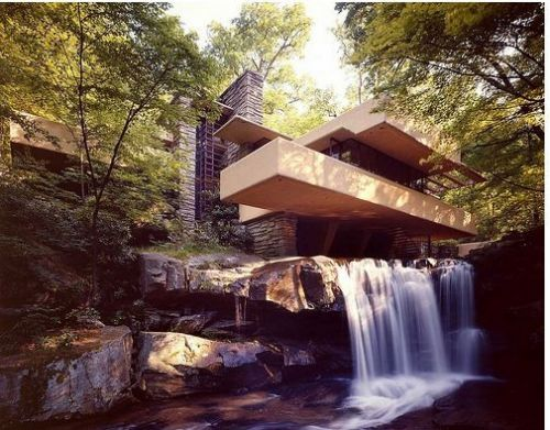 Spotlight: Frank Lloyd Wright