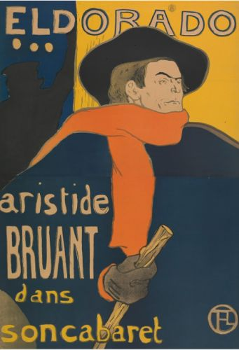 Born on this day in 1864. Henri Marie Raymond de Toulouse-Lautrec