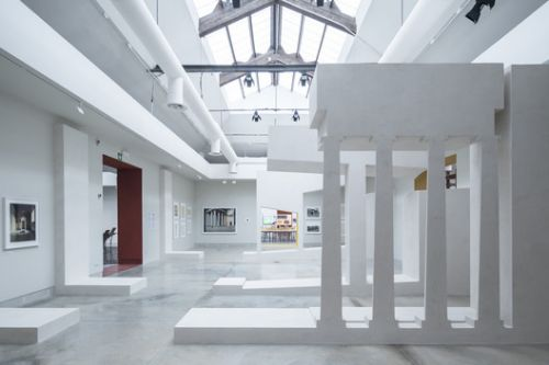 """""""Freestanding"""" Exhibition Shows the Power and Poetry of Sigurd Lewerentz's Architecture"""