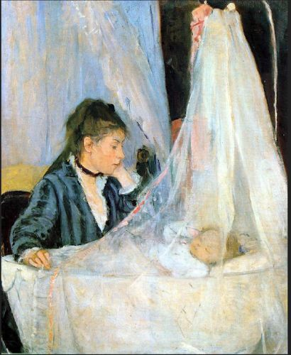 Berthe Morisot. Born January 14, 1841