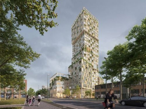 Mad Arkitekter to Design Germany's Tallest Wooden Tower