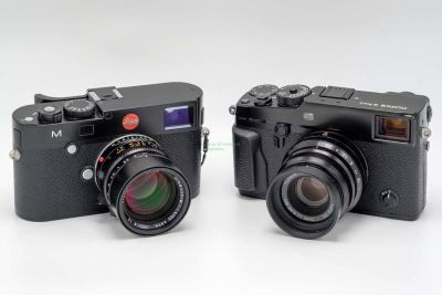 Fujifilm X-Pro2 vs Leica M: Imitation is the Highest Form of Flattery?