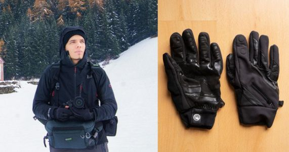 My Quest to Find the Best Photography Gloves