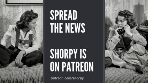 Shorpy Joins Patreon: 2019