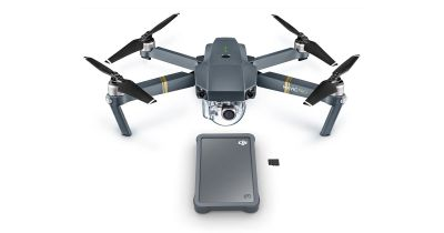 DJI Unveils the Fly Drive: A Portable 2TB HDD with a Built-In microSD Slot