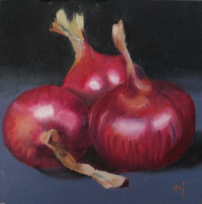 Red Onions - SOLD