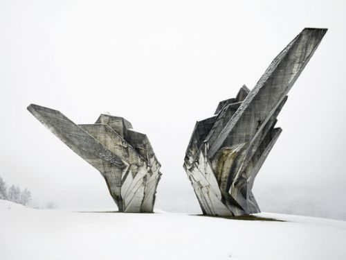 "MoMA to Explore Spomenik Monuments With ""Toward a Concrete Utopia: Architecture in Yugoslavia, 1948-1980"""