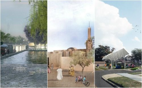 Mexican Water-Managing Public Space Triumphs in Global LafargeHolcim Awards 2018