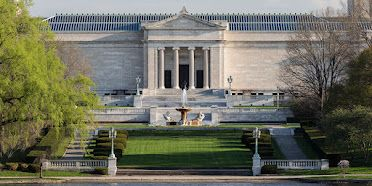 Let's Sketch the Cleveland Museum of Art