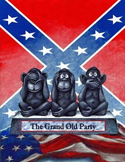 The Grand Old Party is for sale, to the lowest bidder