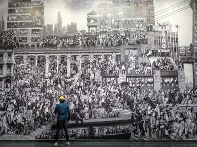 Street Artist Documents New Yorkers in Mega Mural