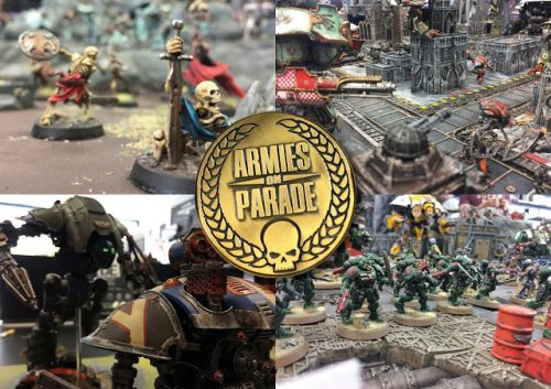 Chat: Garfy's Armies on Parade Experience 2019