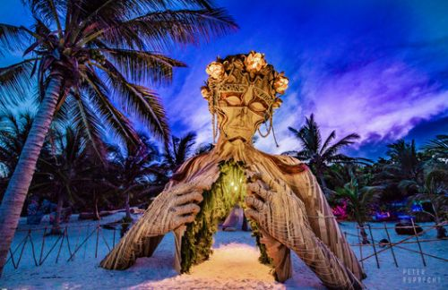 Tulum Arts Festival Takes on Ecoculture in Mexico