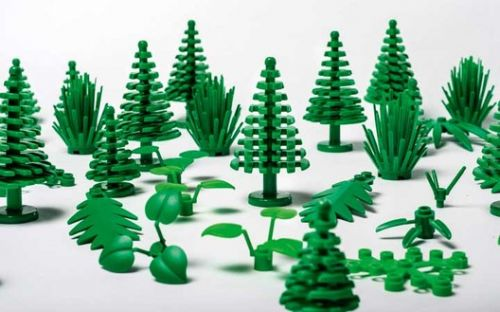 LEGO Announces Launch of Sustainable Pieces Made From Sugarcane