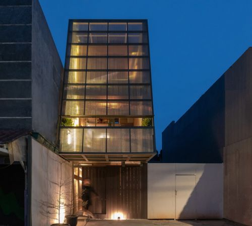3500 Millimetre House / Ago Architects