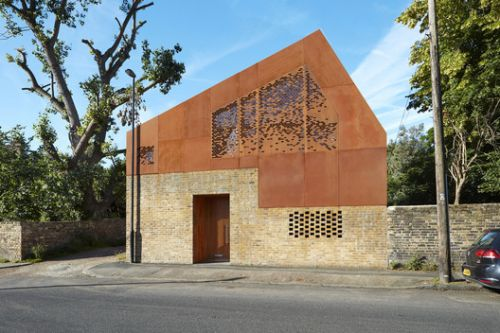 Kaolin Court House / Stolon Studio