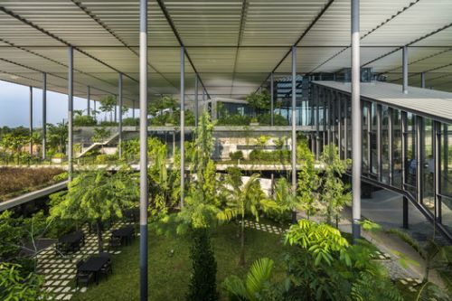 Factory in the Forest / Design Unit