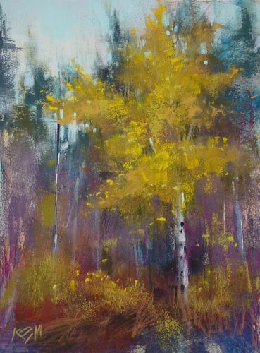 It's Time to Paint Autumn Trees!