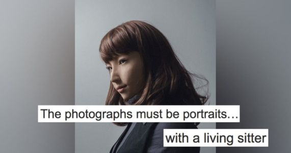 Photo of Android Gets a Top Prize in Prestigious Portrait Contest