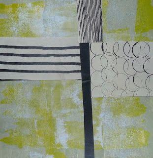 COLLAGE No. 5 by Linda Popple