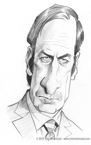 Sketch o'the Week- Bob Odenkirk!