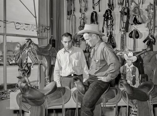 Saddle Straddler: 1940