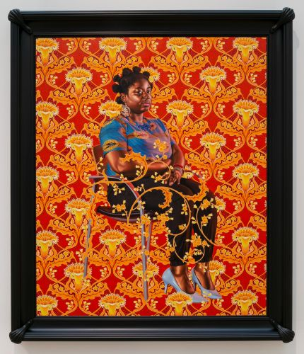 Lavish Portraits of Missouri Citizens by Kehinde Wiley