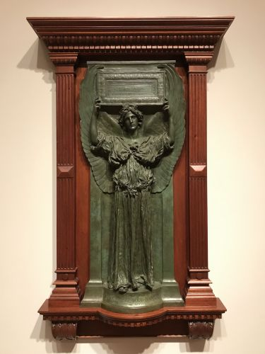 A Small, Very Nice Saint-Gaudens Sculpture