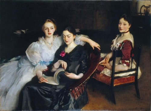 John Singer Sargent Group Portraits