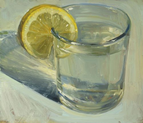 Lemon, Water, Sun