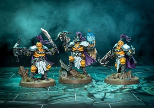 Showcase: Warhammer Underworlds Farstriders Warband