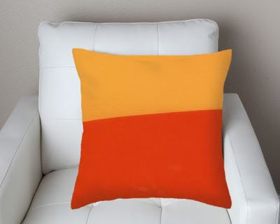 Abstract Décor 08: Abstract art throw pillows to bring color and elegance to any room