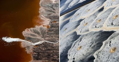 Aerial Photos Show the Horrifying Scars Humans Leave on the Planet