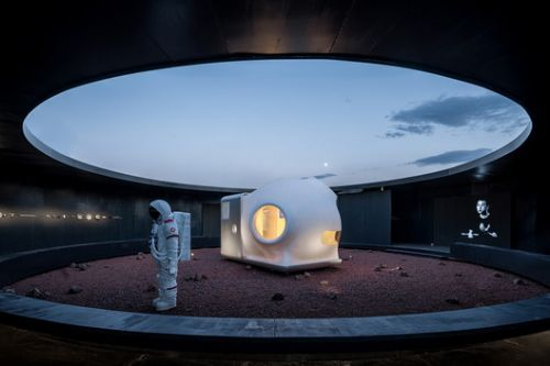 The Red Planet: Design on Our Race to Mars