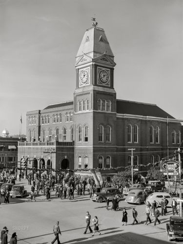 Etowah County Courthouse: 1940