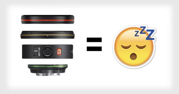 Perfect is Boring: Lens Makers Need to Loosen Up and Have Fun