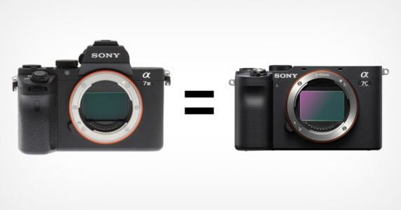 "Sony a7C Images Appear ""More or Less Identical"" to Those Taken on a7 III"