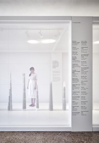 SOM Scale + Form at the 2018 Venice Biennale