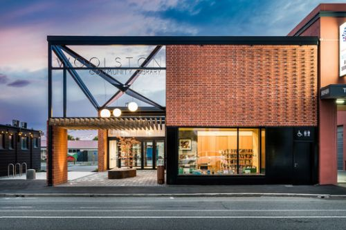 Woolston Community Library / Ignite Architects