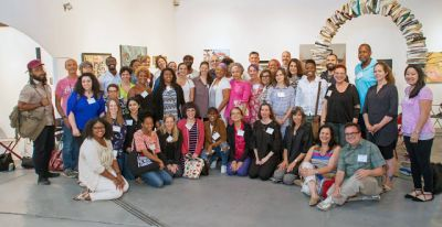Travels and Creative Capital Artist Professional Development Program
